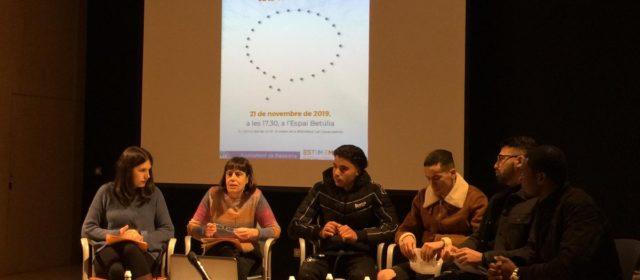 """Materials de la taula rodona """"Conversem amb joves migrants sols"""""""